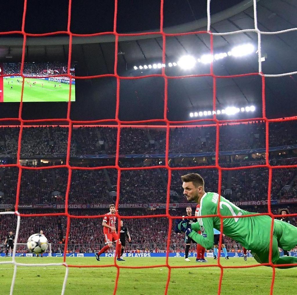 Gol Marcelo Jadi Kunci Kemenangan Madrid