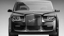 Vladimir Putin Pakai Mobil Buatan Rusia Sebagai Mobil Presiden