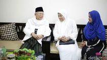 Doa Rais Aam PBNU untuk Ida Fauziyah di Pilgub Jateng