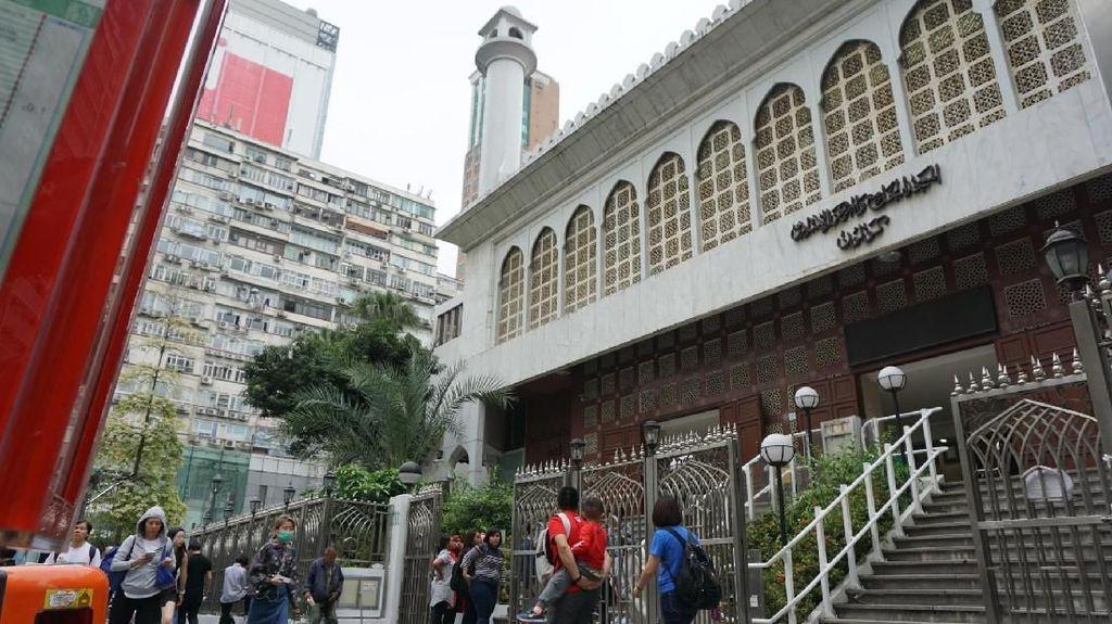 Inilah Masjid Tertua di Hong Kong