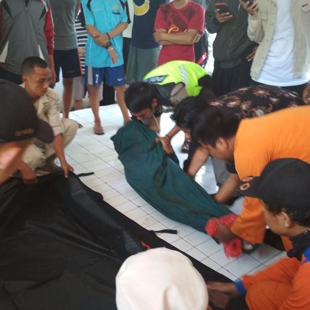 Bocah SD yang Hilang Terseret Arus Banjir Cilegon Ditemukan Tewas