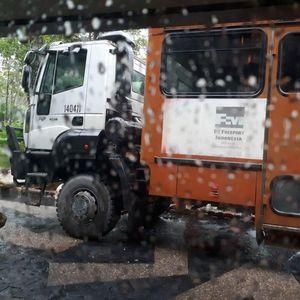 Menjajal Bus Anti Peluru Freeport dari Timika ke Tembagapura
