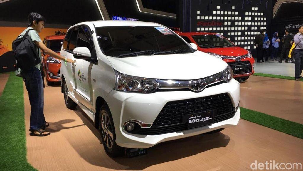 Benar Nih, Tidak Mau Diskon Toyota Avanza Rp 25 Juta?