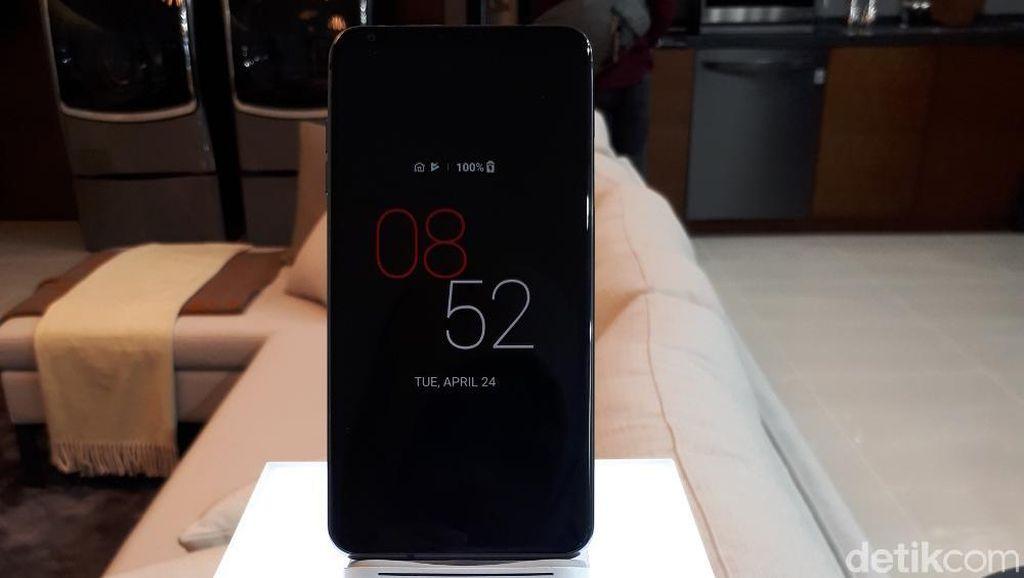 Jurus LG Hadapi Gempuran Ponsel China