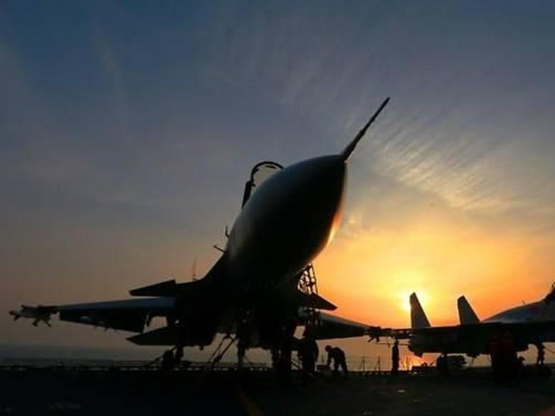Pamer Kekuatan, China Kirim Pesawat Pengebom Kelilingi Taiwan