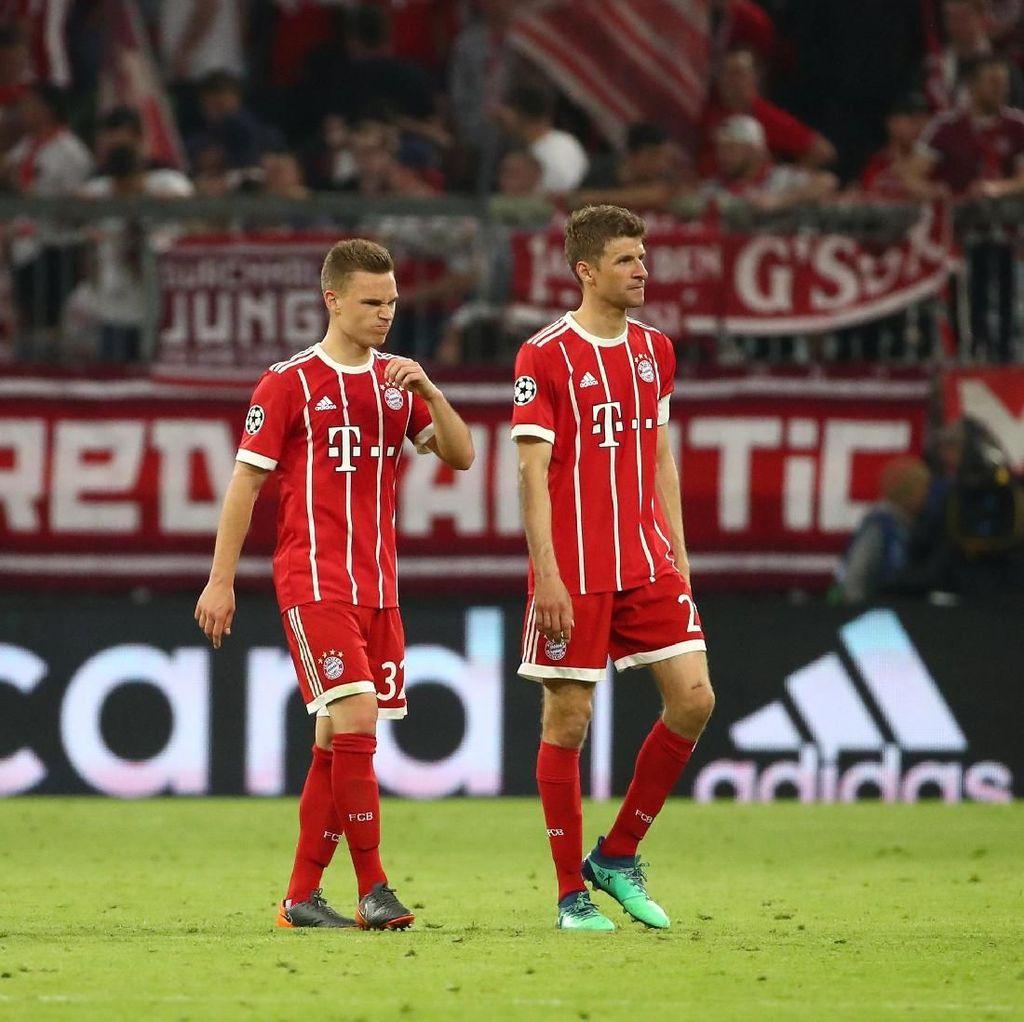 Bayern Ikut Berkontribusi dalam Kemenangan Madrid