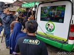 Ridwan Kamil Bikin Mobil Avatar untuk Kampanye Interaktif