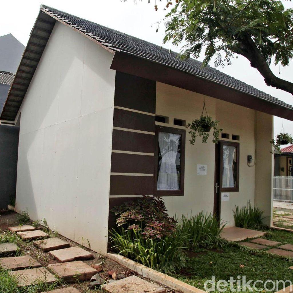 Melihat Lahan dan Bentuk Rumah DP Rp 0 di Rorotan