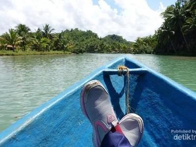 Sungai Amazon Versi Indonesia di Pacitan