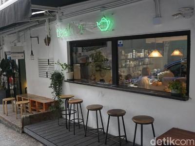 Foto: Kawasan Hipsternya Hong Kong