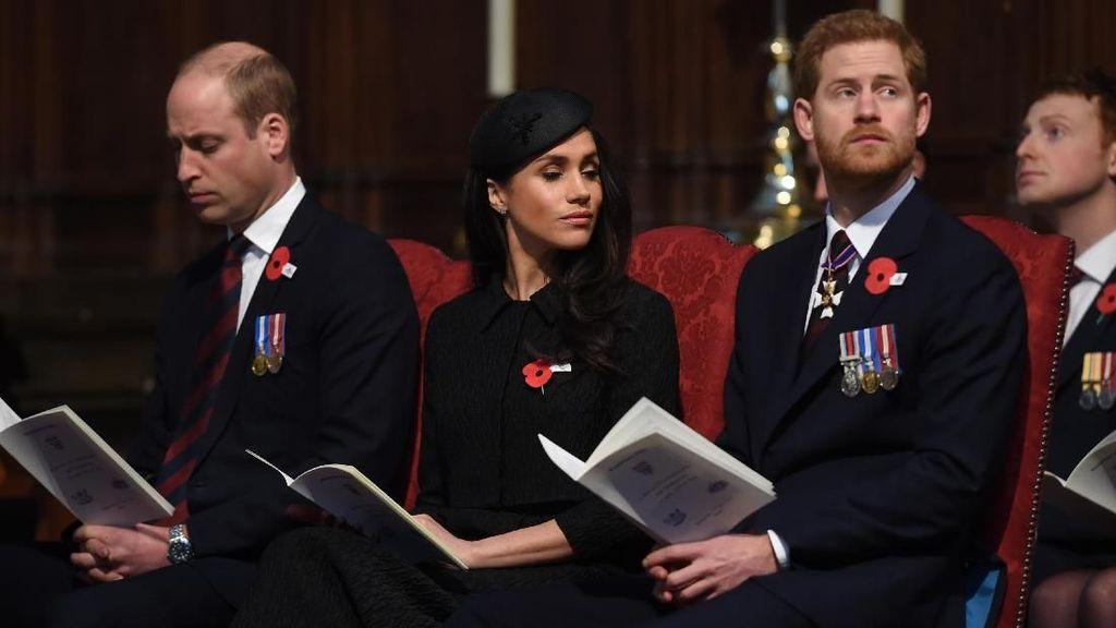 Harry Tunjuk Pangeran William Jadi Pendamping Pria di Pernikahannya