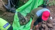 Dua Kerangka Korban Longsor di Ponorogo Ditemukan