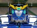 Keren, Mobil Robot seperti Transformers Ini Disapa J-deite Ride
