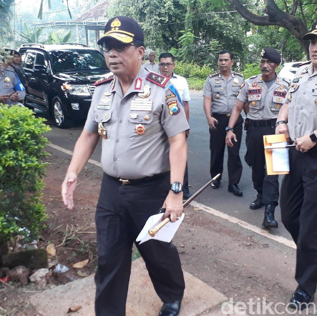 Kapolda Jatim Intruksikan Kapolres untuk Audit Jembatan