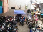 Penampakan Parkir Blok G Tanah Abang Tempat Relokasi Pedagang