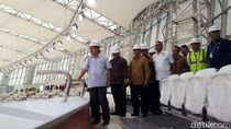 Dari Bekasi, JK Tinjau Venue Asian Games di Rawamangun dan Ancol