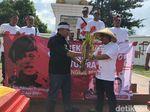 Pemuda Karawang Deklarasi Gatot Capres di Tugu Rengasdengklok
