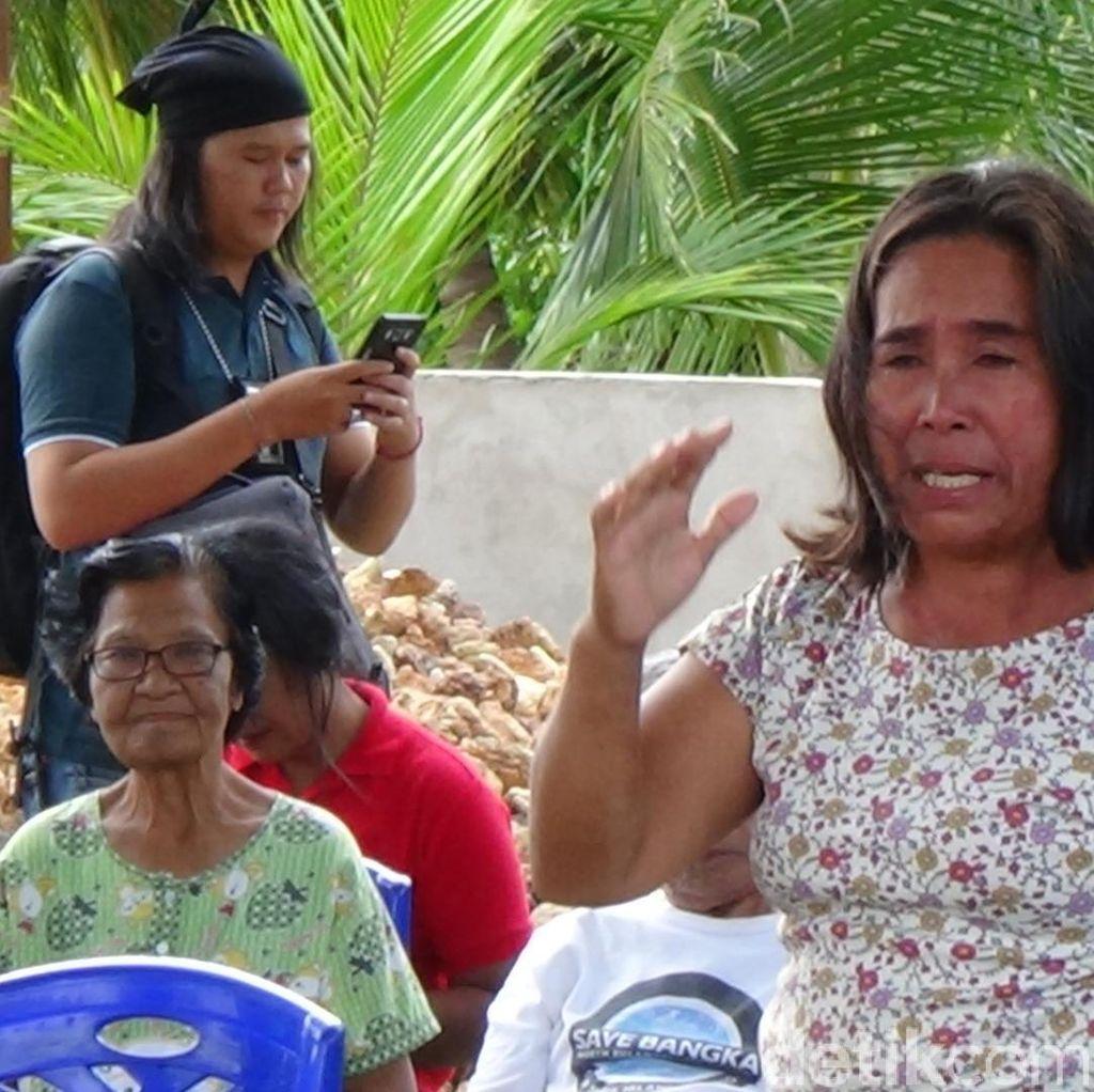 Melihat Pulau Bangka di Gugus Bunaken yang Tergerus Pertambangan