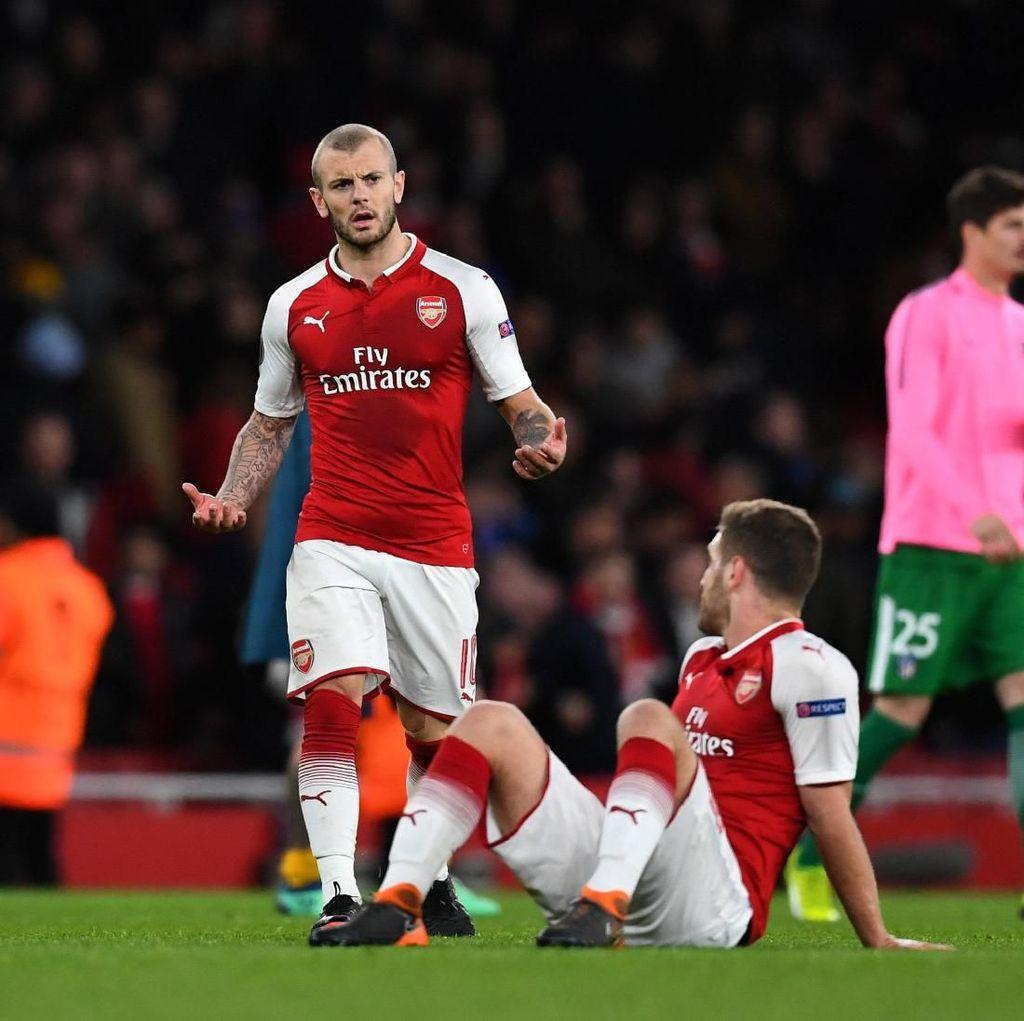 Wilshere: Arsenal Sudah Temukan Cara Bongkar Pertahanan Atletico