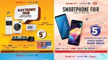 Diskon Smartphone Samsung & Oppo di Transmart Carrefour