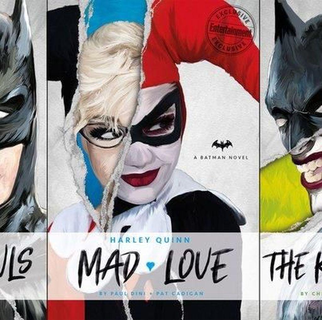 Batman hingga Harley Quinn Diadaptasi Jadi Novel