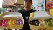 Banting Setir Jualan Pisang, Pria Ini Raup Omzet Rp 100 Juta/Bulan
