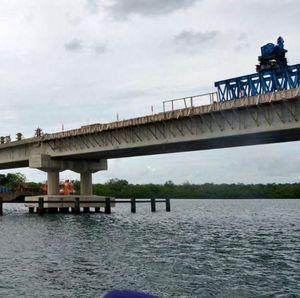 Hubungkan 2 Pulau di Maluku, Pemerintah Bangun Jembatan 323 Meter