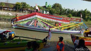 Petik Laut, Cara Nelayan Sidoarjo Syukuri Hasil Tangkapan Kupang