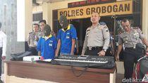 Polisi Ciduk 2 Pencuri Spesialis Gedung Sekolah di Grobogan
