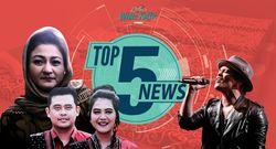Top 5 News: Istri Novanto Diperiksa KPK, Bruno Mars Menang di AMA 2017