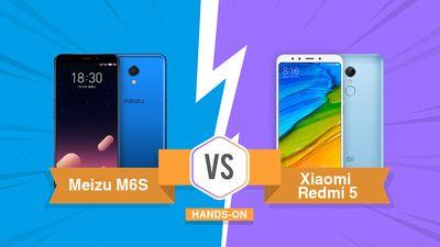 Antara Meizu M6S dan Xiaomi Redmi 5, Pilih Mana?