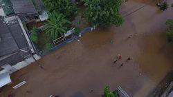Melihat Banjir Bukit Duri dari Lensa Drone