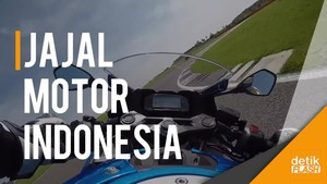 Jajal Motor Indonesia, Pebalap MotoGP: I Did Enjoy