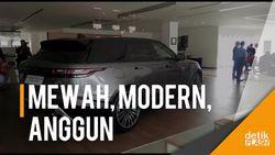 Mewah! Range Rover Velar Resmi Hadir di Indonesia