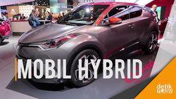 Si Berotot Toyota C-HR Hy-Power
