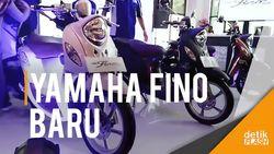Yamaha Fino Baru, Pakai Ban Lebar Tipe Tubeless
