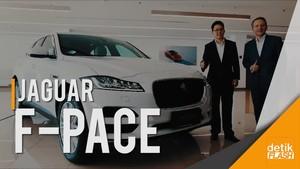 SUV Terbaik Milik Jaguar Siap Mengaspal di Indonesia