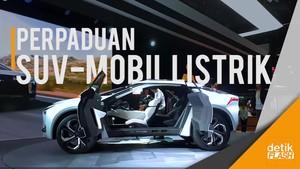 Mitsubishi Pamer Mobil Konsep e-Evolution di TMS 2017