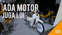 Jalan-jalan ke Booth Honda di Tokyo Motor Show