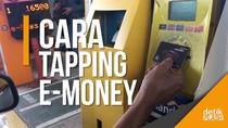 Biar Kamu Nggak Salah, Ini Cara Tapping e-Money yang Benar