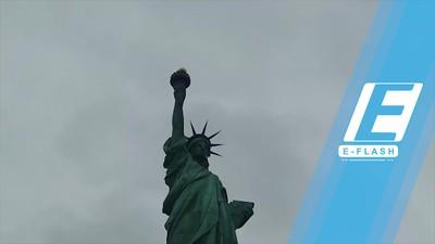 Berburu Suvenir di Statue Island Amerika Serikat