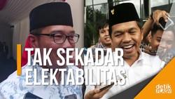 Elektabilitas Dedi Mulyadi Konsisten, Kenapa Golkar Pilih Emil?