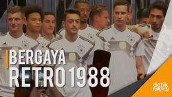 Jersey Baru Timnas Jerman Sambut Piala Dunia 2018