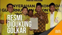 Golkar Resmi Usung Ridwan Kamil di Pilgub Jabar 2018