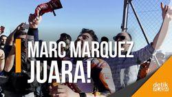 Marc Marquez Rajai MotoGP 2017