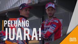 Marc Marquez Peluang Besar Menjuarai MotoGP 2017
