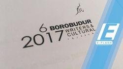 Borobudur Writers & Cultural Festival 2017 Akan Digelar di Yogyakarta