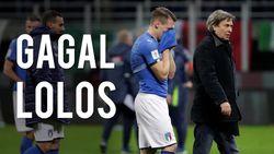 Italia Cuma Jadi Penonton Piala Dunia 2018