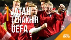 Eriksen Pahlawan Denmark Rebut Tiket Piala Dunia 2018