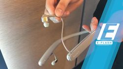 Tampil Keren dengan Headphone Neckband dari Sony